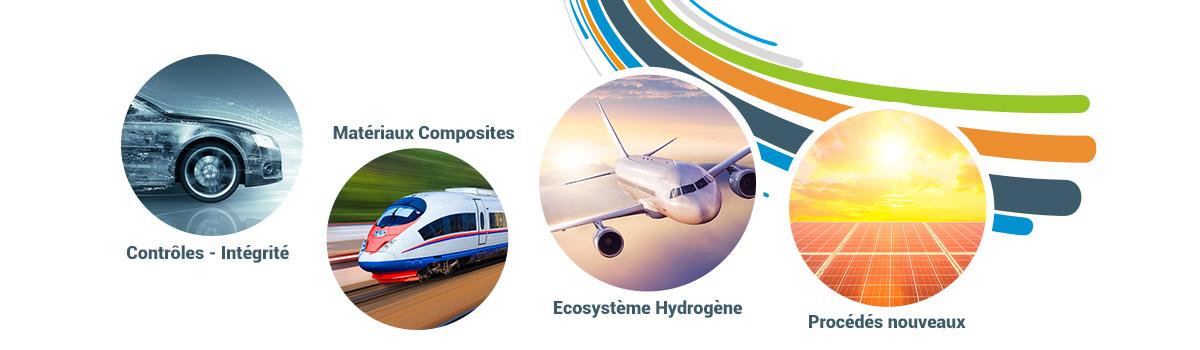 multi competences Composite-Park pole-hydrogene